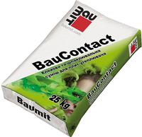 Baumit Bau Contact смесь для приклеивания и защиты пенопласта, 25 кг
