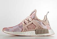 Кроссовки женские Adidas NMD XR1 Pink Camo, адидас НМД