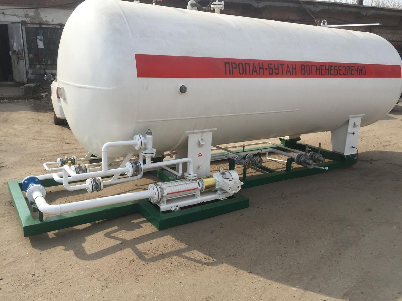 Газовый модуль без колонки