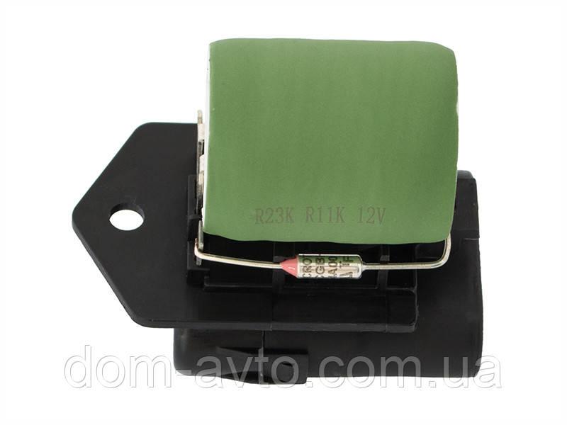 Реостат печки резистор Opel Corsa D 06-14