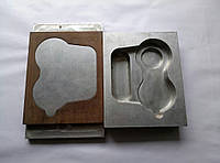 Изготовление прессформ для термоформовки