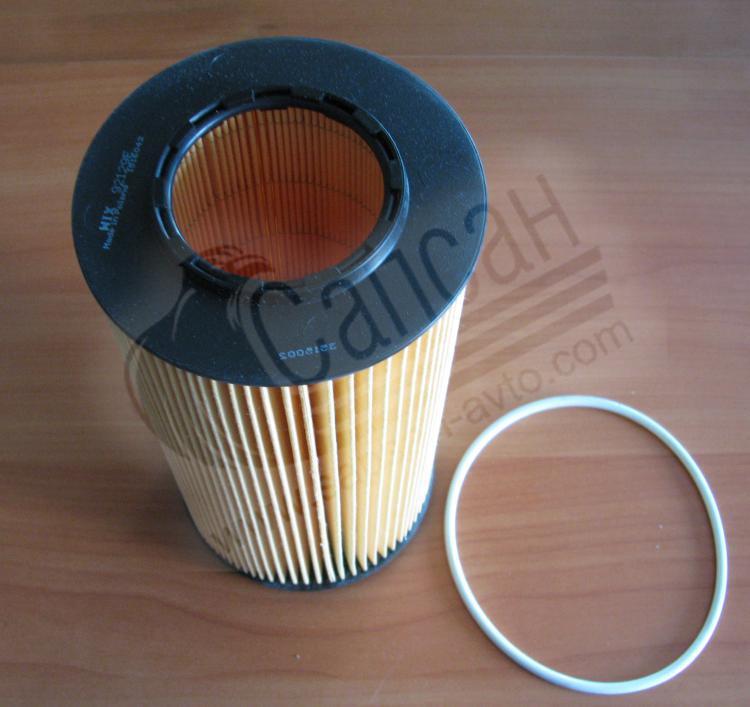 Элемент фильтр. масла DAF(TRUCK) WIX. 92129Е