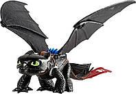 Большой дракон Беззубик, (38см), Как приручить дракона, Spin Master