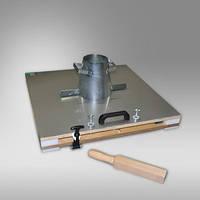Таблица для проверки согласованности бетонной смеси в соответствии со стандартом EN 12350-5
