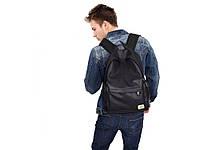 Классический модный мужской рюкзак Tuqu Bag на каждый день. Хорошее качество. Доступная цена. Код: КГ1057