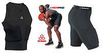 Защита для баскетболистов, аксессуары