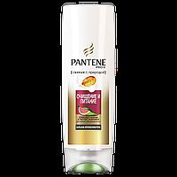 Бальзам-ополаскиватель Pantene Слияние с природой  Очищение и Питание 360 мл