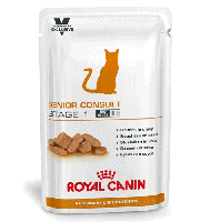 ROYAL CANIN Senior Consult Stage 1 WET корм для котов и кошек старше 7 лет 0,1КГ