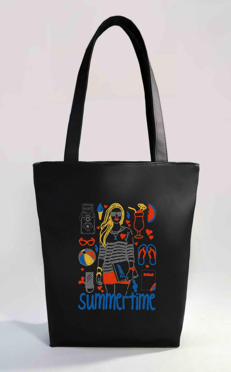 """Женская сумка """"Summertime"""" Б370 цвет на выбор"""