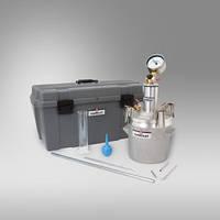 Устройство для определения содержания воздуха в бетоне с DIN EN 12350-7 (порозиметр).