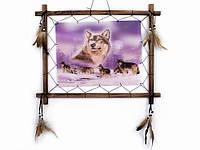 Панно картина голограмма Охота