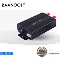 Автомобильный GPS трекер BAANOOL BN103AB GSM/GPRS/GPS