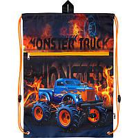 Сумка для обуви с карманом 601 Monster Truck Kite