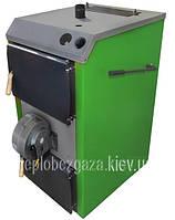 Отечественный пиролизный Екот 15 kW с термоизоляцией