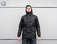 Весенне-осенняя куртка (парка) BeZet - Spring All Black (M)(чёрный)