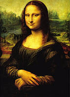 Набор алмазной мозаики Мона Лиза 50 х 70 см (арт. FS509)