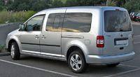 Volkswagen Caddy 07- (Фольксваген Кадди 07-)
