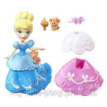 Мини-кукла Золушка и модные аксессуары Hasbro