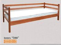 Кровать односпальная деревянная Соня (Юта) 800*1900(2000)