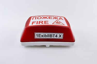 """Оповещатель светозвуковой """"Тортила"""" С-05С-24 Ex, взрывозащищенный Сенко (000017400)"""
