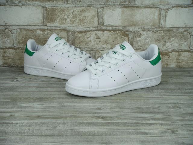 Adidas Stan Smith White Green