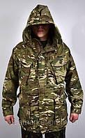 Британская камуфляжная куртка Desert DPM