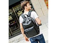 Комфортный компактный мужской рюкзак British Tide на каждый день. Отличное качество. Доступно. Код: КГ1059