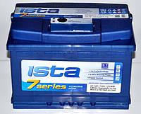 Аккумулятор автомобильный Ista 6СТ-74 АзE 7 Series