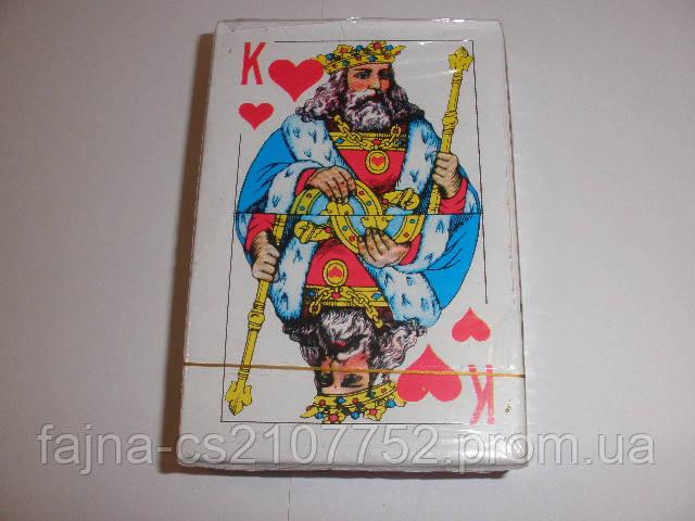 Карти Король
