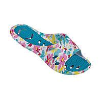 Тапочки для бассейна женские Spokey Carvi (original) Голубой, 38