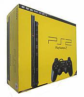 Игровая приставка Sony PlayStation 2,PS2 SCPH-77004 б/у