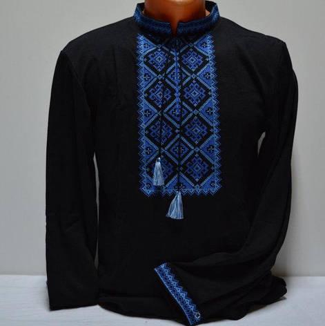 Трикотажная футболка с длинным рукавом, фото 2