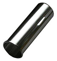 Адаптер подседельной трубы 25.4 мм в отв.26.8мм, алюмин.