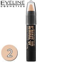 Корректор-карандаш Eveline Art Professional Make-Up Тон 02 almand, мигдальный