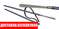 Гавайка для подводной охоты двухколенная Salvimar Pole Spear 170 см