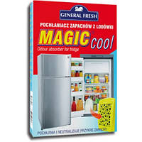 Поглотитель запаха в холодильнике Magic cool.