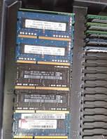 Память для ноутбука SO-DIMM DDR3 1GB
