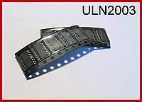 ULN2003А, транзисторная сборка Дарлингтона.