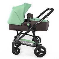 *Коляска детская 2 в 1 Carrello Fortuna Green CRL-9001