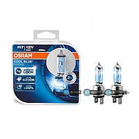 Галогеновые лампы Osram H7 Cool Blue Intense SET