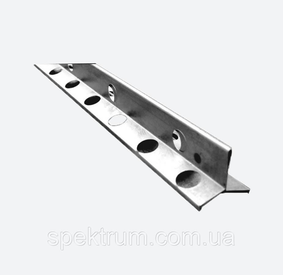 Т-образный профиль для бетонных полов ПДШ Т-60