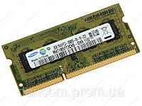 Память для ноутбука SO-DIMM DDR3 2GB