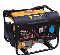Бензиновый генератор FORTE FG2000 (1,5 кВт), фото 3