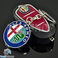 Брелок для авто ключей Alfa Romeo (Альфа Ромео)