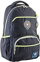 554078 Рюкзак OXFORD OX 313 (черный)