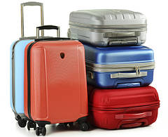 Сумки дорожні, валізи