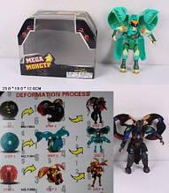 Бакуган 1008-2 Мега Монстр (зеленый) муз
