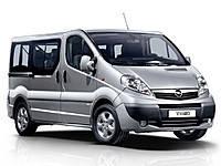 Подножки Opel Vivaro (2001-2014)