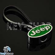 Металлический брелок для авто ключей JEEP (Джип)