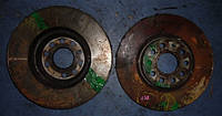 Тормозной диск передний вентSkodaSuperb2008-2013